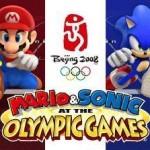 Mario e Sonic juntos no Wii