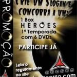 Zine Acesso sorteará primeira temporada de Heroes