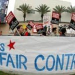 Terminada a greve dos roteiristas de Hollywood