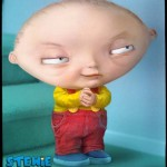 Stewie Griffin, de Family Guy (Uma Família da Pesada), de verdade. Confira imagem