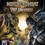 Confira a capa de Mortal Kombat VS. DC Universe