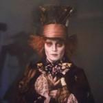 Alice no País das Maravilhas: confira Johnny Depp como Chapeleiro Louco