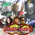 Kamen Rider Dragon Knight será exibido na Globo