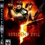 Resident Evil 5 tem capa divulgada