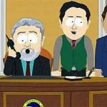 Lula apareceu em South Park