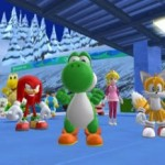 Mario & Sonic at The Olympic Winter Games ganha novas imagens