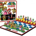 Jogue xadrez com o Mario
