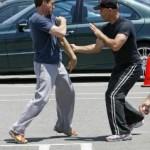 Homem de Ferro 2: veja Robert Downey Jr. treinando cenas de luta