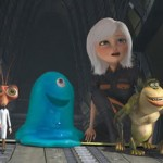 Monstros vs. Alienígenas vai virar série para a TV