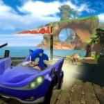 Sega anuncia Sonic & SEGA All-Stars Racing. Veja imagens