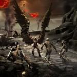God of War III tem novas imagens divulgadas