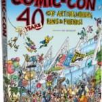 San Diego Comi-Con, vencedores do Eisner Awards 2009, Frank Miller em 300: Parte2, Marvel bombando e DC pulp