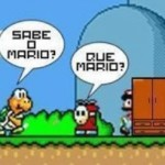 Novo jogo do Mario em breve