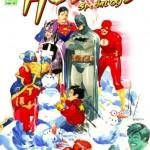 DC e Marvel Comics no Natal