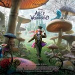 Alice no País das Maravilhas ganha novo pôster