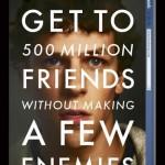 Primeiro trailer de A Rede Social