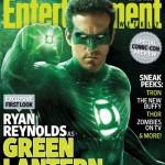 Veja primeira imagem oficial de Ryan Reynolds como Lanterna Verde