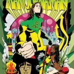 Ziggy Marley e o Marijuanaman