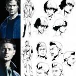 Supernatural vai ganhar anime