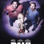 Paul, novo filme de Simon Pegg e Nick Frost, ganha primeiro pôster