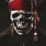 Piratas do Caribe 4 ganha primeiro pôster