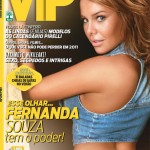 VIP: fotos da Fernanda Souza na edição de janeiro