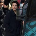 Fotos de Tom Cruise nos sets de filmagem de Missão Impossível 4