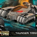 Novo Thundercats: veja o Snarf e o Thunder Tanque