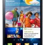 Fotos e vídeos do Galaxy S II, o novo smartphone da Samsung