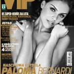 VIP: fotos de Paloma Bernardi na edição de março