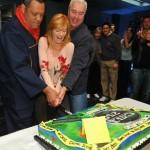 A festa pelos 250 episódios de CSI