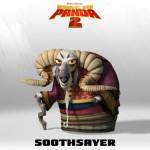 Kung Fu Panda 2 ganha novos pôsteres e trailer