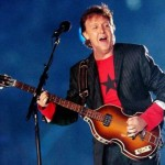 Paul McCartney de volta ao Brasil em maio para show(s) no Rio de Janeiro