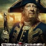"""""""Piratas do Caribe: Navegando em Águas Misteriosas"""" ganha novo pôster"""