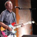 Eric Clapton faz shows no Brasil em outubro. Veja datas e locais