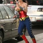 Novas fotos e vídeo mostram Adrianne Palicki como Mulher-Maravilha