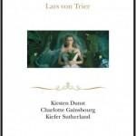 Melancolia, novo filme de Lars Von Trier, ganha primeiro pôster