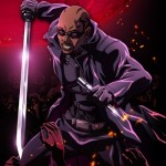 Anime de Blade ganha novo teaser trailer