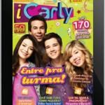 Série iCarly ganha álbum de figurinhas