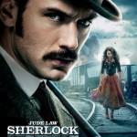 Sherlock Holmes 2 ganha primeiros pôsteres