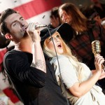 "Assista ao clipe de ""Moves Like Jagger"", nova música do Maroon 5 com Christina Aguilera"