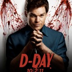 Pôster da sexta temporada de Dexter