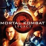 Veja a capa do Blu-ray/DVD de Mortal Kombat Legacy