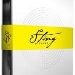 "Sting lança coletânea, ""Sting: 25 years"", em setembro"