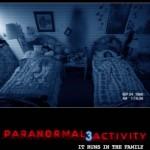 Primeiro pôster de Atividade Paranormal 3