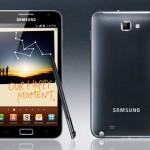Samsung anuncia o Galaxy Note, uma mistura de tablet e smartphone. Veja fotos e vídeo