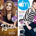 DM é a nova revista para meninas. Saiba como assinar