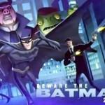 Novo desenho do Batman é anunciado pela Warner Bros.