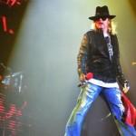 Novo CD do Guns N' Roses pode ser lançado em 2012