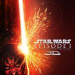 Veja cinco pôsteres Star Wars: Episódio I – A Ameaça Fantasma 3D